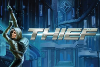 Thief Slot Logo