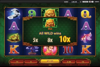 Wishing You Fortune Slot Free Spins