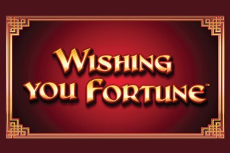 Wishing You Fortune Slot Logo