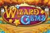 Wizard of Gems Slot Logo