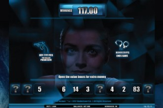 Basic Instinct Slot Bonus Game