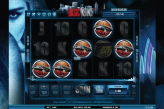 Basic Instinct Slot Reels