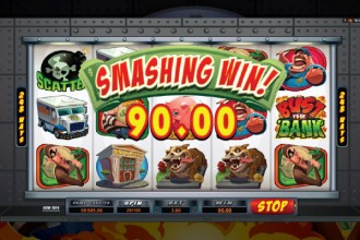 Bust The Bank Online Slot Piggy Bonus