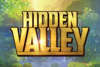 Hidden Valley Slot Logo
