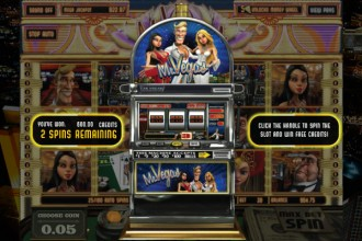 Mr Vegas Slot Mini Slots Bonus
