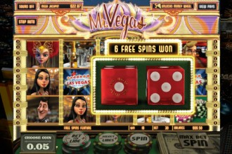 Mr Vegas Slot Free Spins