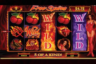 Red Hot Devil Slot Free Spins