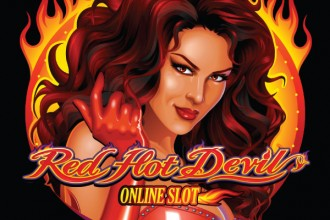 Red Hot Devil Slot Logo
