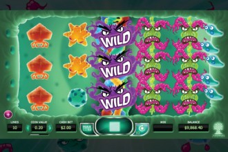 Cyrus The Virus Slot Wilds