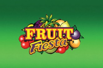 Fruit Fiesta Slot Logo