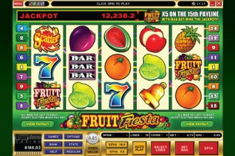 Fruit Fiesta Slot Reels