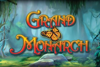 Grand Monarch Slot Logo