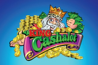King Cashalot Slot Logo