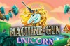 Machine Gun Unicorn Slot Logo