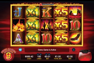 Mustang Money Slot Free Spins