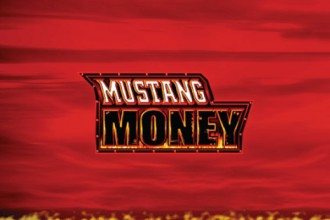 Mustang Money Slot Logo