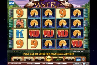 Wolf run casino slot machine games com en gambling internet language site