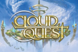 Cloud Quest Slot Logo