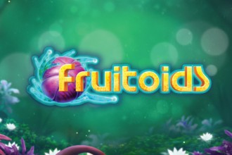 Fruitoids Slot Logo