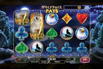 Wolfpack Pays Slot Free Spins