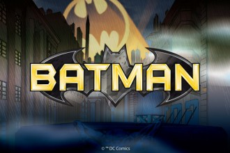 Batman Slot Logo