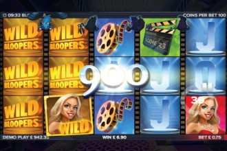 Bloopers Slot Bonus