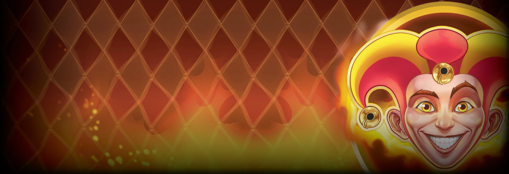 Fire Joker Background Image