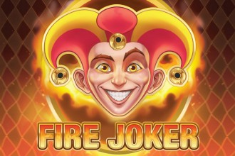 Fire Joker Slot Logo