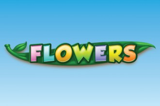Flowers Slot Logo
