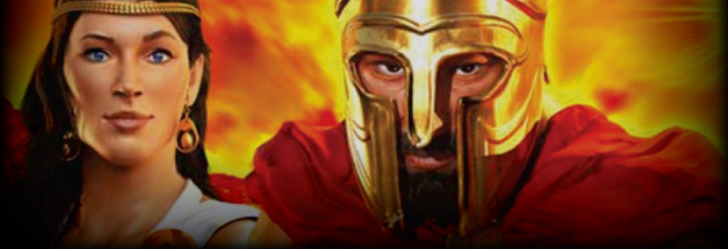Leonidas King of Spartans Background Image