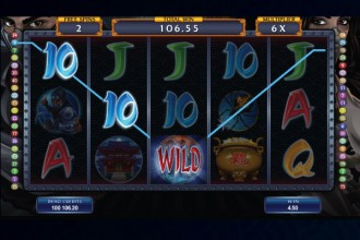 Ninja Magic Slot Free Spins Win