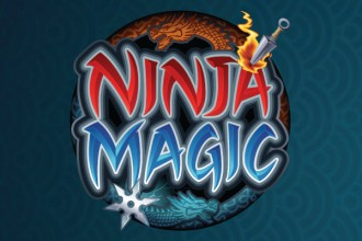 Ninja Magic Slot Logo