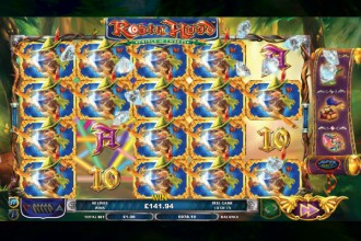 Robin Hood Prince Of Tweets Free Spins Win