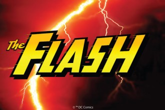 The Flash Slot Logo