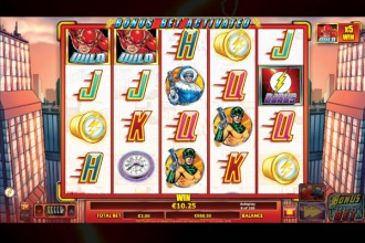 The Flash Slot Reels
