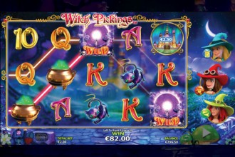 Witch Pickings Slot Free Spins