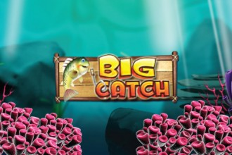 Big Catch Slot Logo