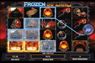 Frozen Inferno Slot Free Spins
