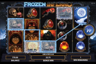 Frozen Inferno Slot Ice Wizard