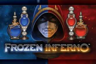 Frozen Inferno Slot Logo