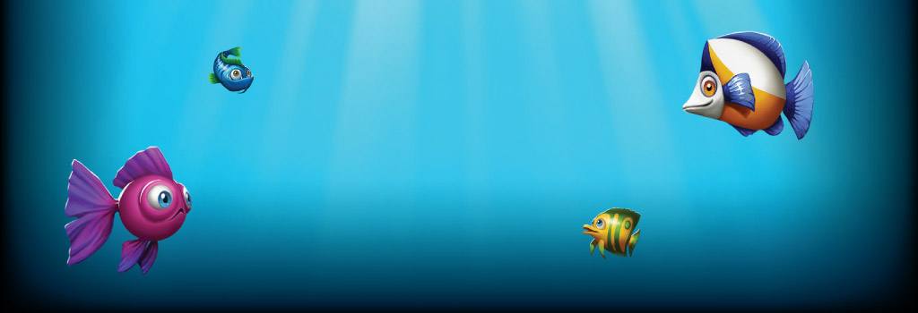 Golden Fish Tank Background Image
