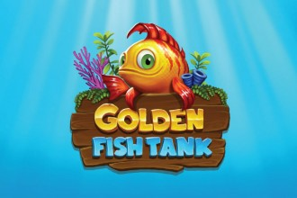Golden Fish Tank Slot Logo