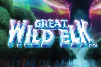 Great Wild Elk Slot Slot Logo