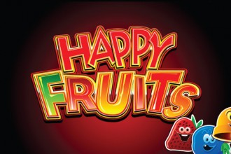 Happy Fruits Slot Logo