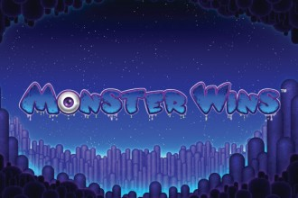 Monster Wins Slot Logo