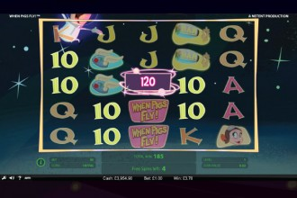 When Pigs Fly Slot Free Spins