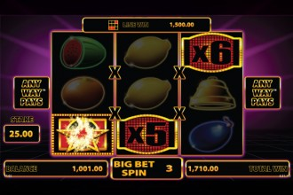 Wild Times Slot Big Bet Win