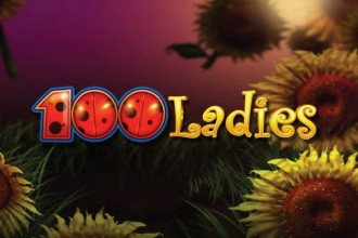 100 Ladies Slot Logo