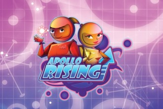 Apollo Rising Slot Logo