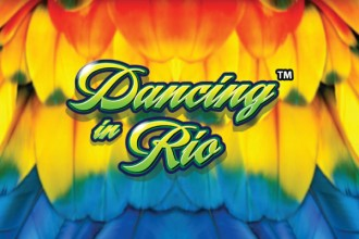 Dancing In Rio Slot Logo